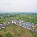 Sympa 10.31 MWp Grid Tied Solar PV Project  @ Tetulia, Panchaagarh