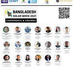 Bangladesh Solar Week Leadership Awards 2021